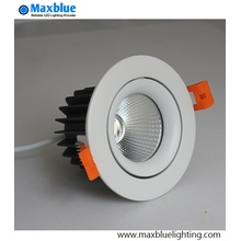 9/12w Adjustable Led Downlight With Cree Cob Chip