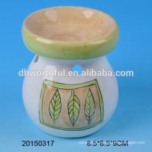 2016 high quality home decoration ceramic oil burner