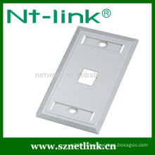 1 port 70X115mm US type face plate