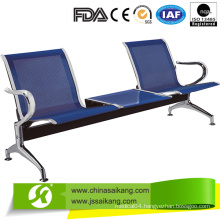 Durable Stainless Steel 3 Seater Waiting Chair (CE/FDA/ISO)