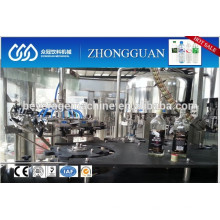 Automatic bottle juice / whisky / brandy / vodka filling machine / red wine filling machine