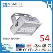 IP66 imprägniern CER UL Dlc aufgeführtes Tunnel-Licht 40W LED