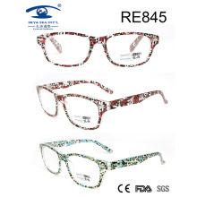 Moda Light Patten Mulher Óculos de leitura de alta qualidade (RE845)