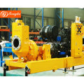 Self Priming Pump Diesel Engine Dewatering Water Pump
