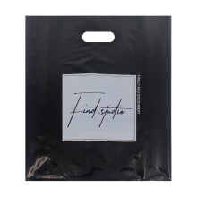 Die Cut Handle Plastic Gift Bags
