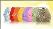 baby water Absorbent Antibacterial cloth diapers manufacture china