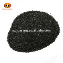Medios de filtro del carbón del antracita del tratamiento de aguas del precio bajo de China para la venta