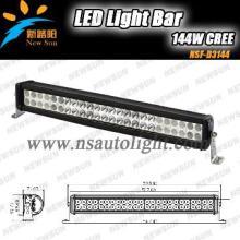 144W Combo LED Work Light BAR 4WD offroad Boat Mine lamp Light Bars