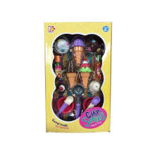 Terno de sorvete adorável brinquedos para crianças