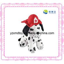 Plüsch Dalmatiner mit Feuerhut
