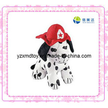 Plush Dalmatians with Fire Hat