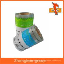Gute Druckwalze Laminierfolie Lebensmittelqualität Plastiktüten auf Verkauf