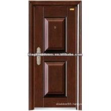 Popular In Egypt Steel Security Door KKD-302 From China Top Brand KKD