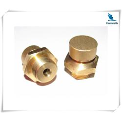 Brass Screw CNC Machining parts Fasteners Manufacturing