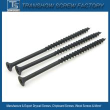 C1022 Hardend Steel 4.8 * 152 mm Philips Buggle Head Tornillos de yeso