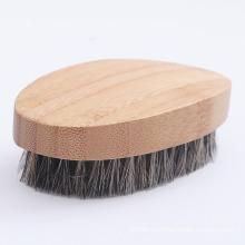Wooden Beard Brush for Men Grooming and Beauty