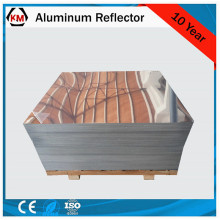 China for China Aluminum Mirror Sheet,Mirror Finish Aluminum Sheet,Aluminum Mirror Reflector,Aluminum Mirror Of Grid Light Supplier high reflective aluminum sheet for lighting supply to Gambia Wholesale