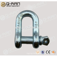 Hot Sale Adjustable Shackle with Clevis Pin