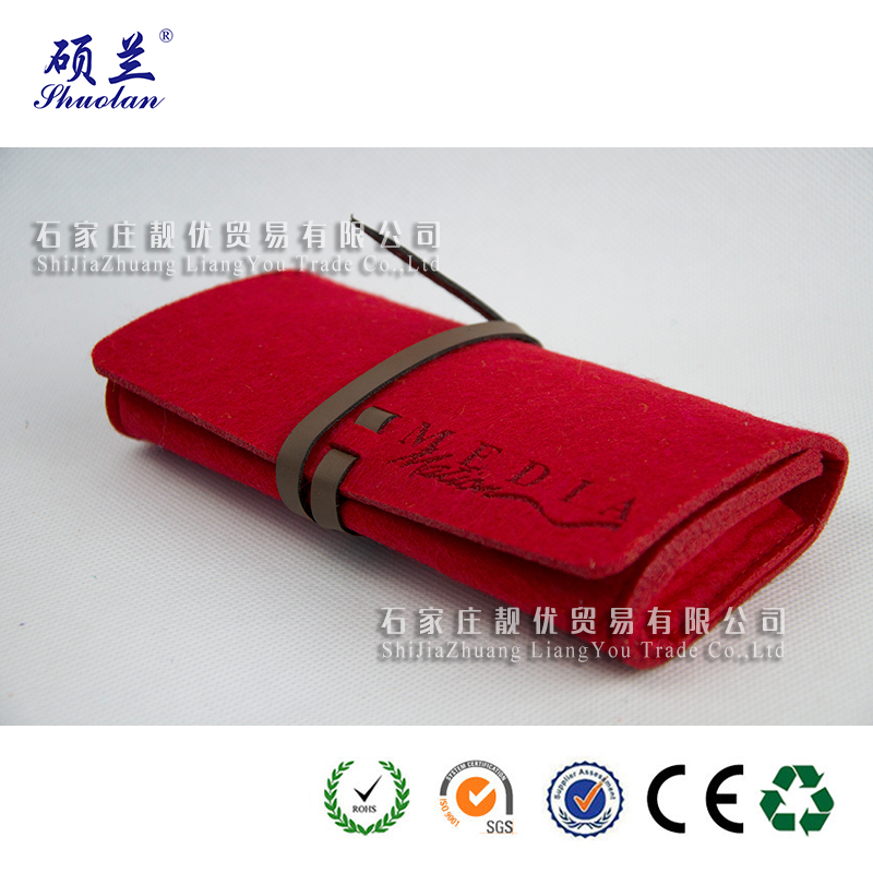 Top Quality Felt Glass Bag
