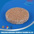 round foam filter silicon carbide ceramic foam filter