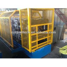Máquina formadora de rolo de cobertura de metal de camada dupla