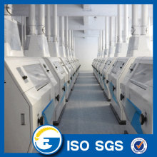 Professional turn-key project wheat flour machinery