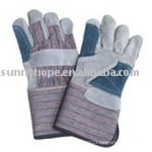 welder glove for welding PE015