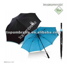 28inch with Teflon golf umbrella