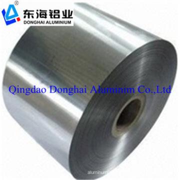 Aluminium-Silber-Lebensmittelfolie