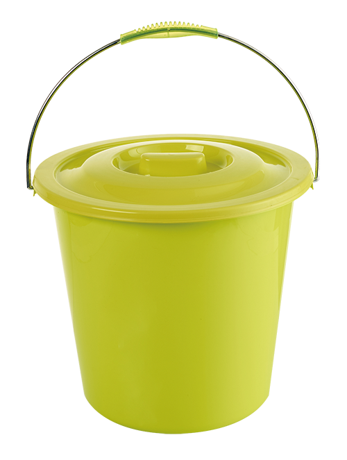 8445 plastic buckets with cover