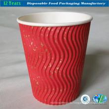 Популярные двухслойные чашки из кофеварки