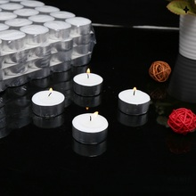 12g white tealight candle decorative candles