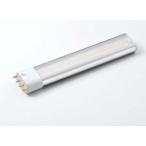 7W lång livslängd 2 g 11 LED Tube Light