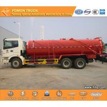 FOTON 20000L Vacuum Pump Sewage Truck
