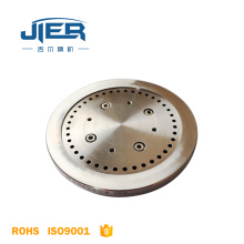 Special hole spinneret plate