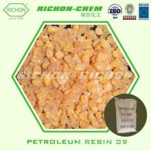 Producto químico de goma chino CAS NINGUNO 64742-16-1 O 68131-77-1 Resina del petróleo Resina del hidrocarburo del petróleo C9
