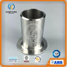 Высокое качество 316 нержавеющей стали Обрезанного конца сварное соединение встык штуцера трубы (KT0237)