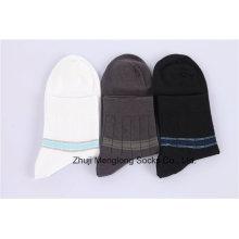 Homens negócios vestido meias meias de algodão, feitas de algodão fino em 200n