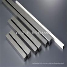 Barra quadrada titanium lisa de 20 * de 20mm for sale