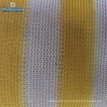 Redes coloridas da malha da tela do pára-brisas do balcão usadas cercando