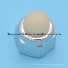 Carbon Steel Hex Nylon Cap Nut (CZ090)