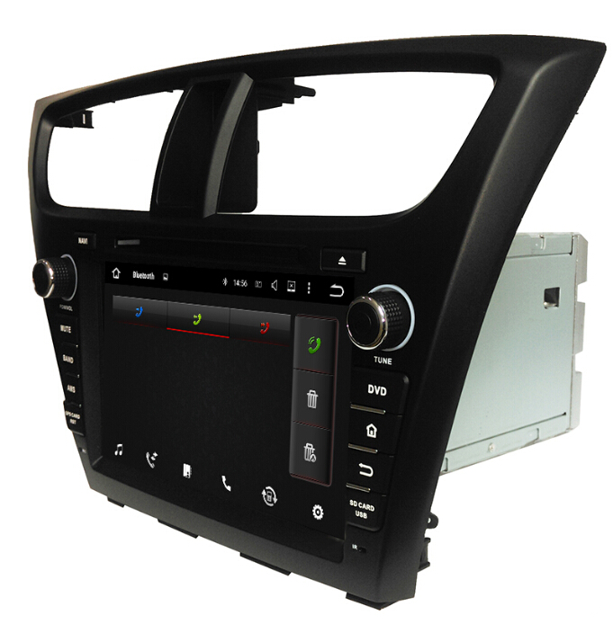 Honda Car Multimedia GPS Player