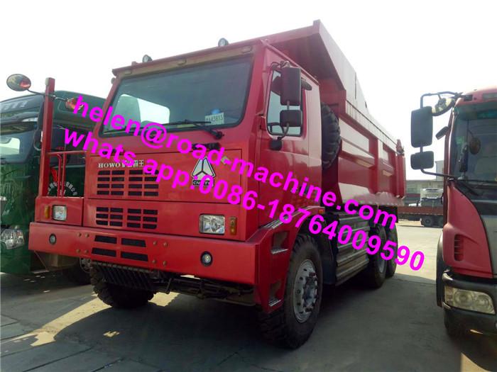Mining Tipper Truck