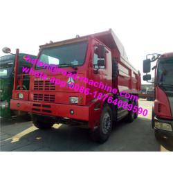 Sinotruk HOWO 50 Ton Mine Dump Truck