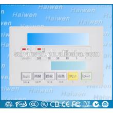 Custom Membrane panel with 3m adhensive