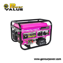 Power Value 2500w 3 phase gasoline generators