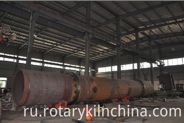 Clay Rotary Dryer for Sale