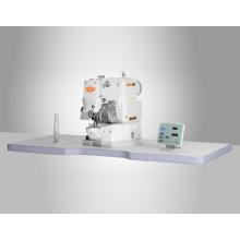 Máquina de coser Overlock computarizada con costura de 3200 rpm