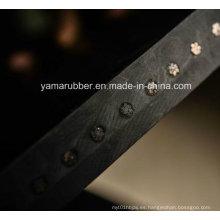 Rip Resistance Conveyor Cadena de St 2000 Cable de acero Conveyo Cinturón Made in China
