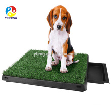 "Pet Potty Three Layer Dog Toilet Training Pad Park Patch Mat Indoor Outdoor Large Size 20"" X 25"""